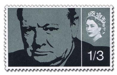 churchill stamp-9