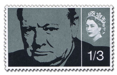 churchill stamp-9