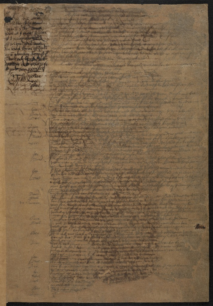 Shakespeares-handwriting-in-The- harley_ms_7368_f003r